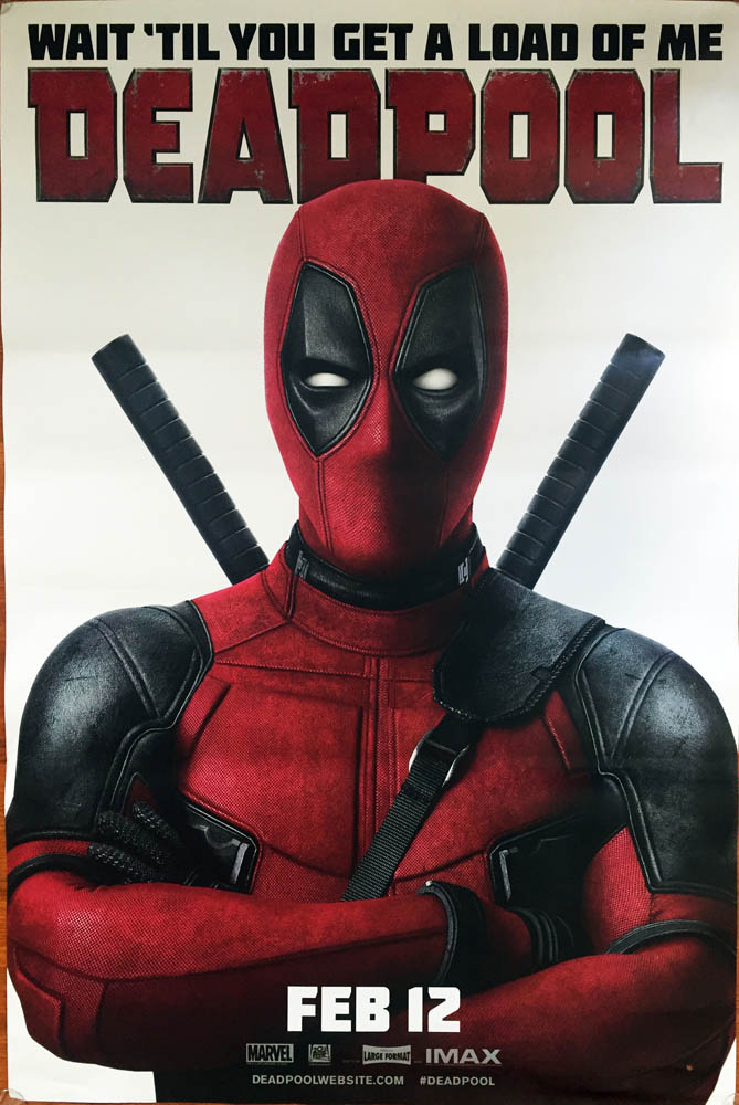Deadpool20163