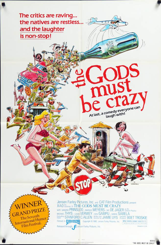 Godsmustbecrazy1