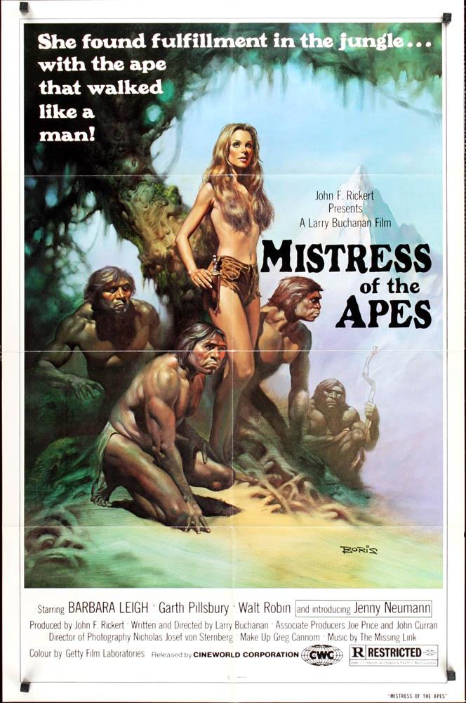Mistressoftheapes