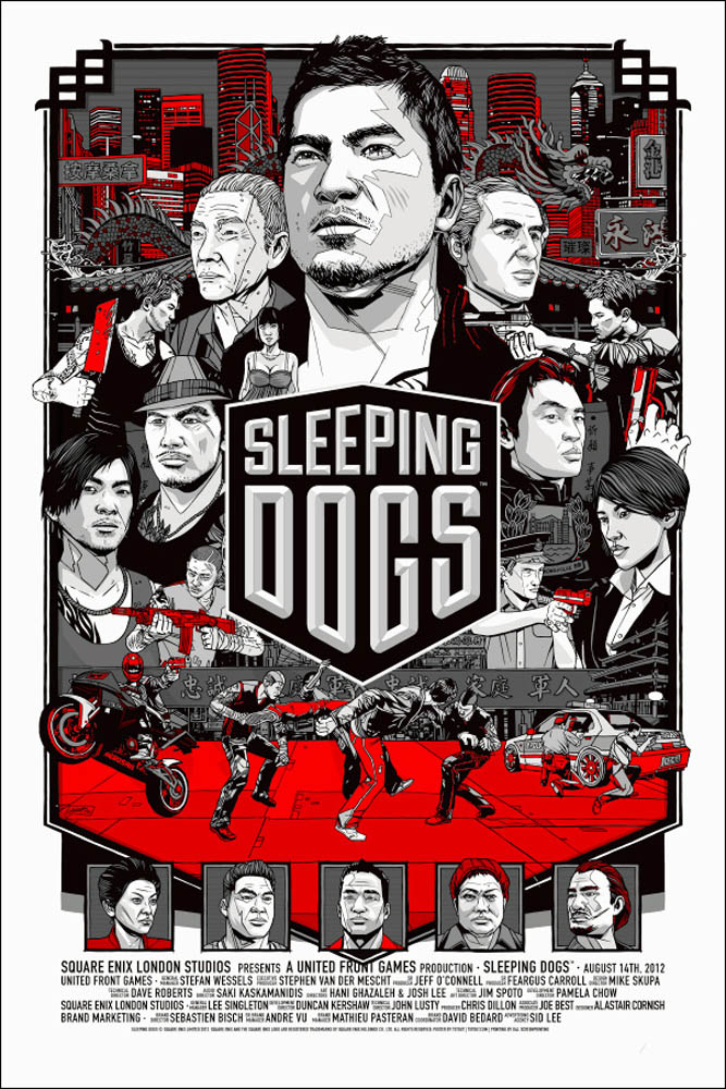 Mondosleepingdogs