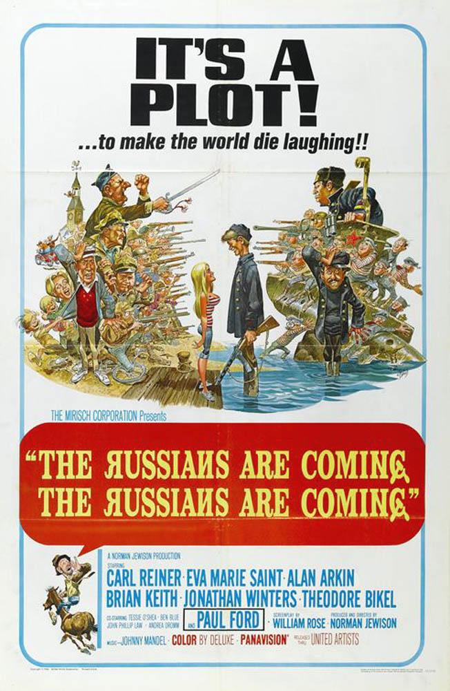 Russiansarecoming
