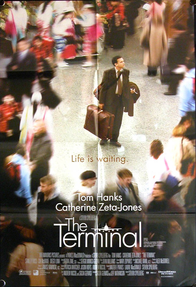The Terminal Movie Posters Gallery