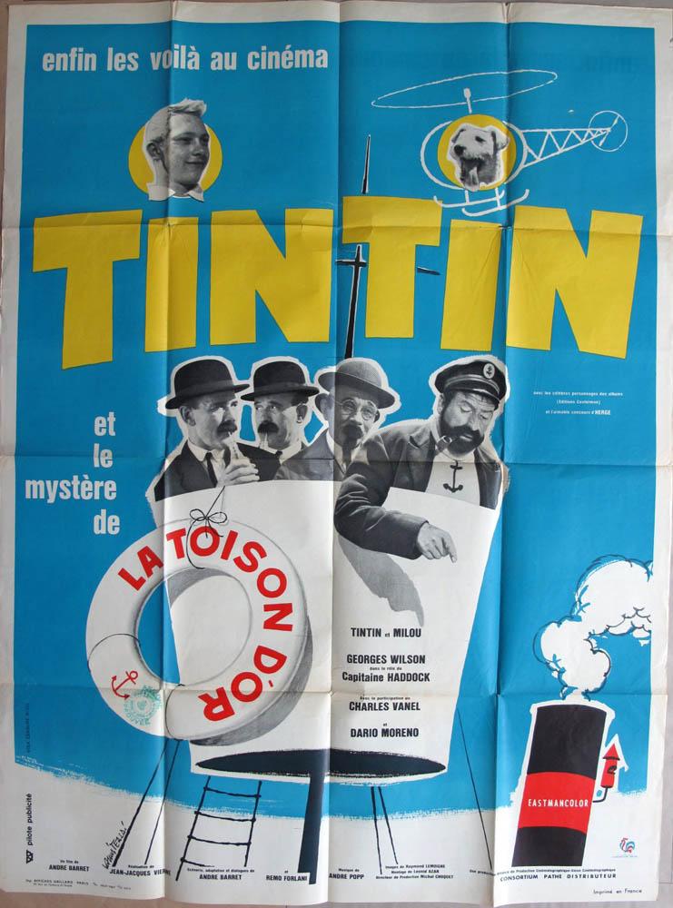 Tintinetlemysteredelatoisondor