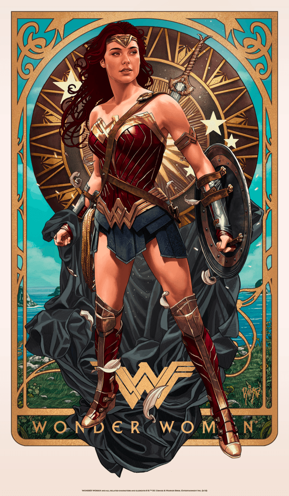 Wonder Woman Variant