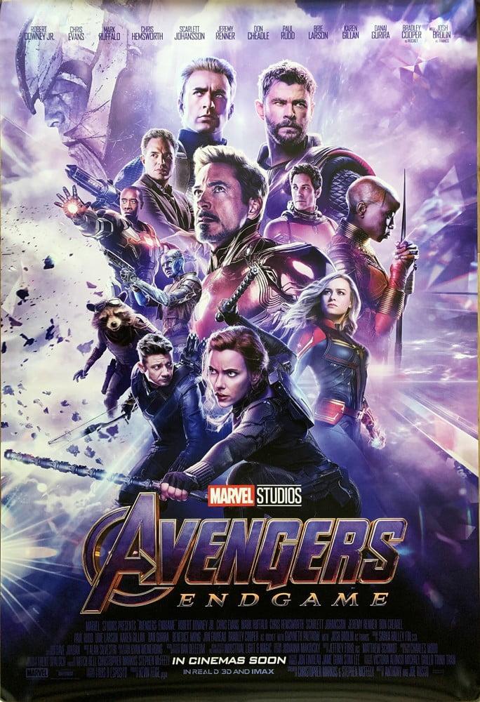 Avengers201918